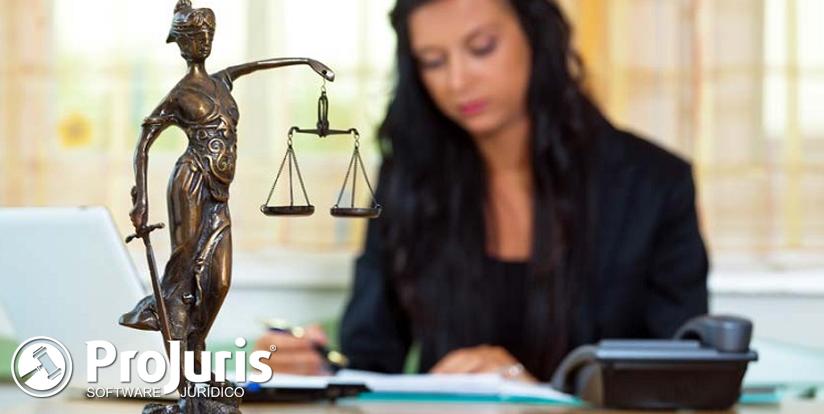 Mpodulo de publicações em tribunais no ProJuris ENTERPRISE