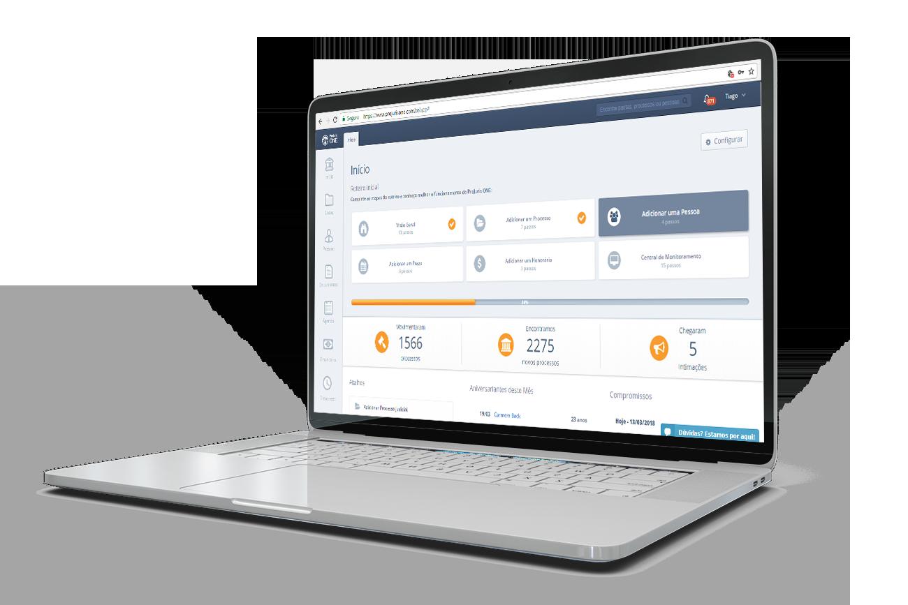 Conheça o ProJuris, software para advogados