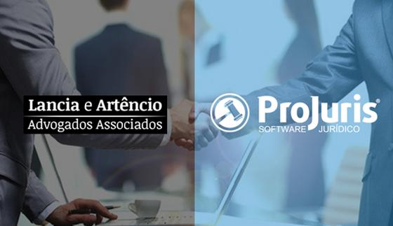 História de sucesso Lancia & Artêncio advogados associados