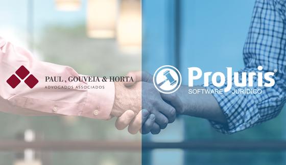 História de sucesso Paul, Gouveia & Horta Advogados Associados