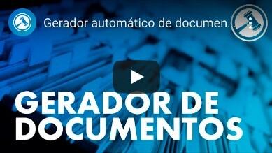 Gerador de documentos no ProJuris para Escritórios de Advocacia
