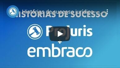 Case de sucesso ProJuris e Embraco