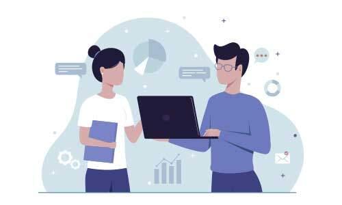 Integre com ERP e outros sistemas