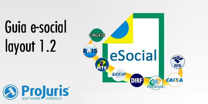 Guia e-Social layout 1.2