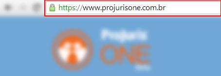 Conexão segura e criptografada no ProJuris ONE