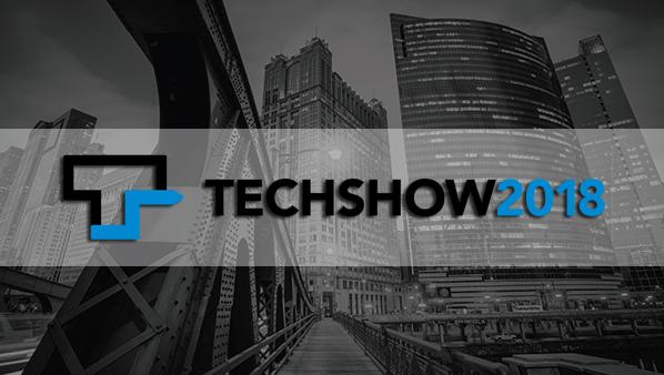 techshow 2018 - tendências em tecnologia jurídica